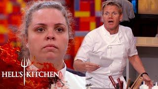The Biggest Wtf Moments Hells Kitchen Part One Ytread