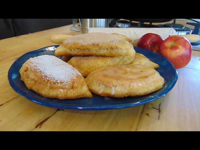 Fried Apple Pies Apple Turnovers Simple And Easy Ytread