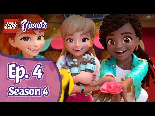 4 girls episode 'Gossip Girl'