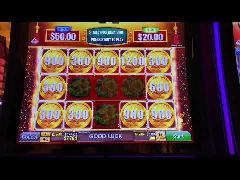 (mem) From Gold Strike Casino Resort - Airport Parking Slot Machine